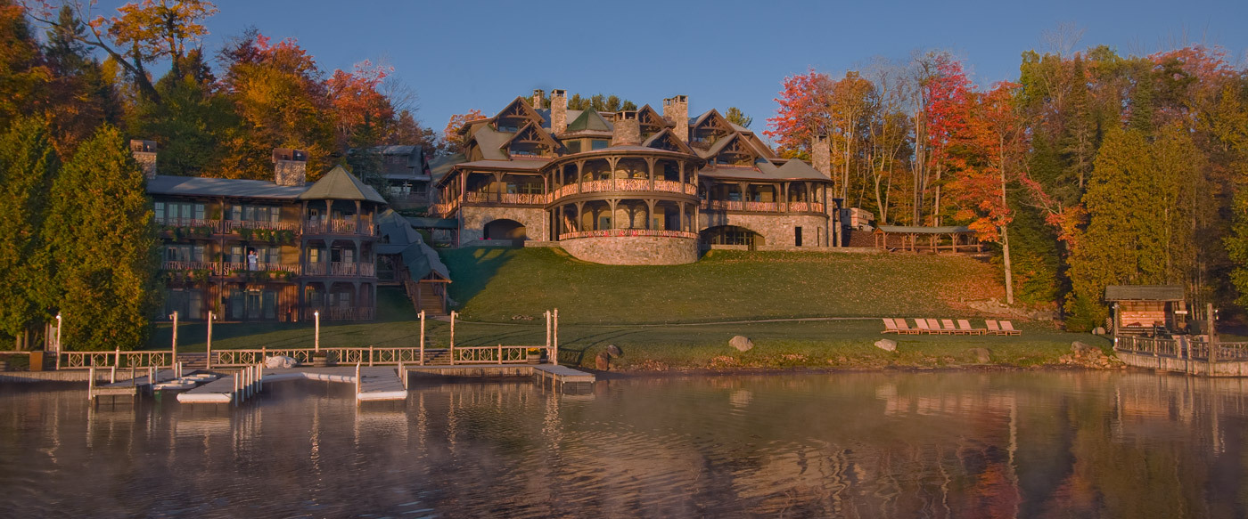 Lake Placid Lodge Luxury Hotel In Adirondacks New York
