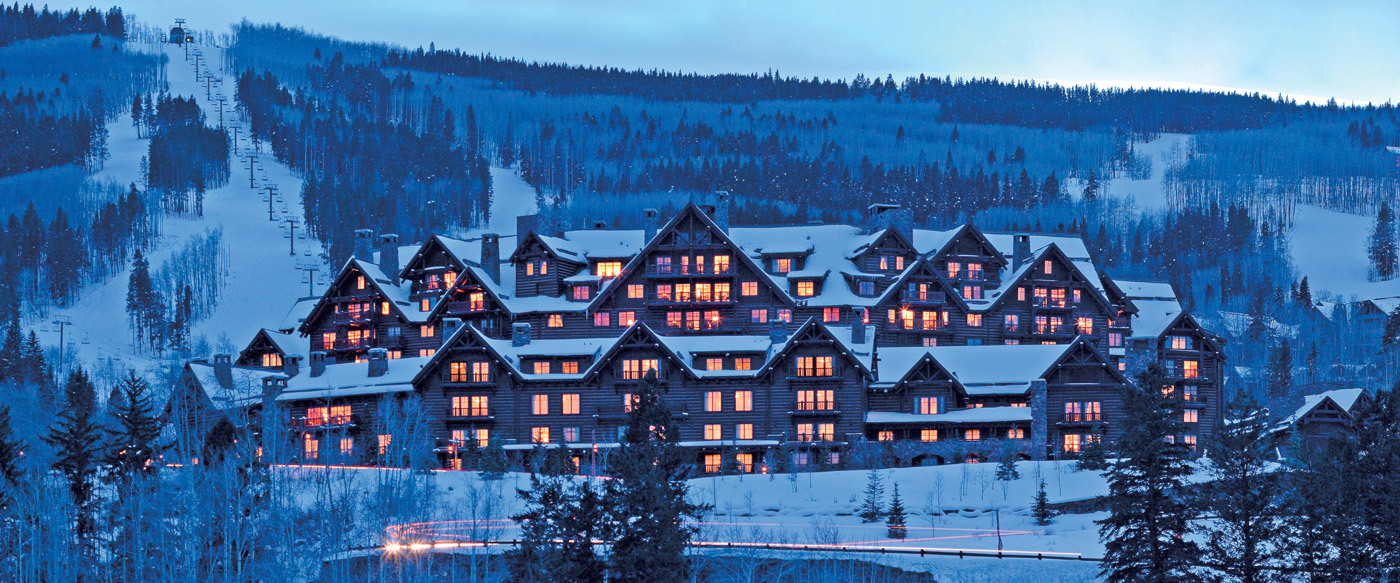 The ritz carlton bachelor gulch luxury hotel in beaver creekbachelor gulch colorado