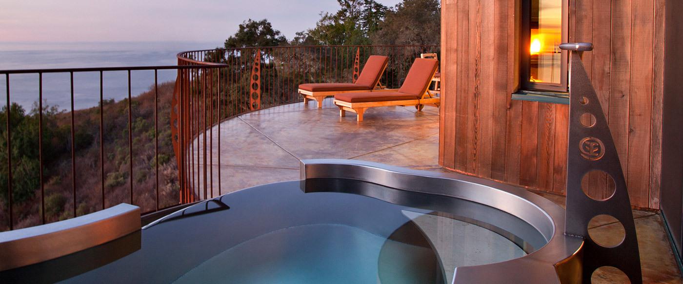 big sur coast luxury hotels