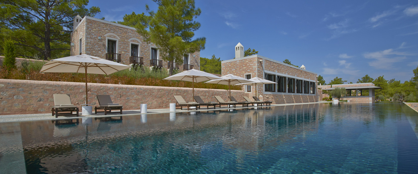 Amanruya Luxury Hotel In Bodrum Turkey