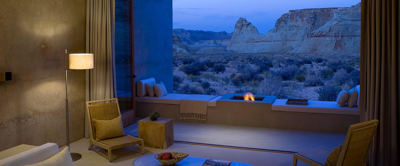 Amangiri Luxury Accommodation Andrew Harper Travel