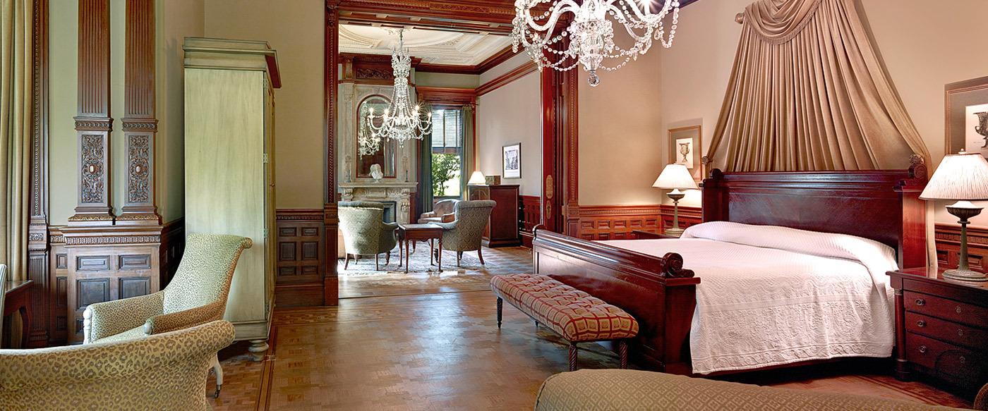 Wentworth mansion luxury hotel in charleston south carolina