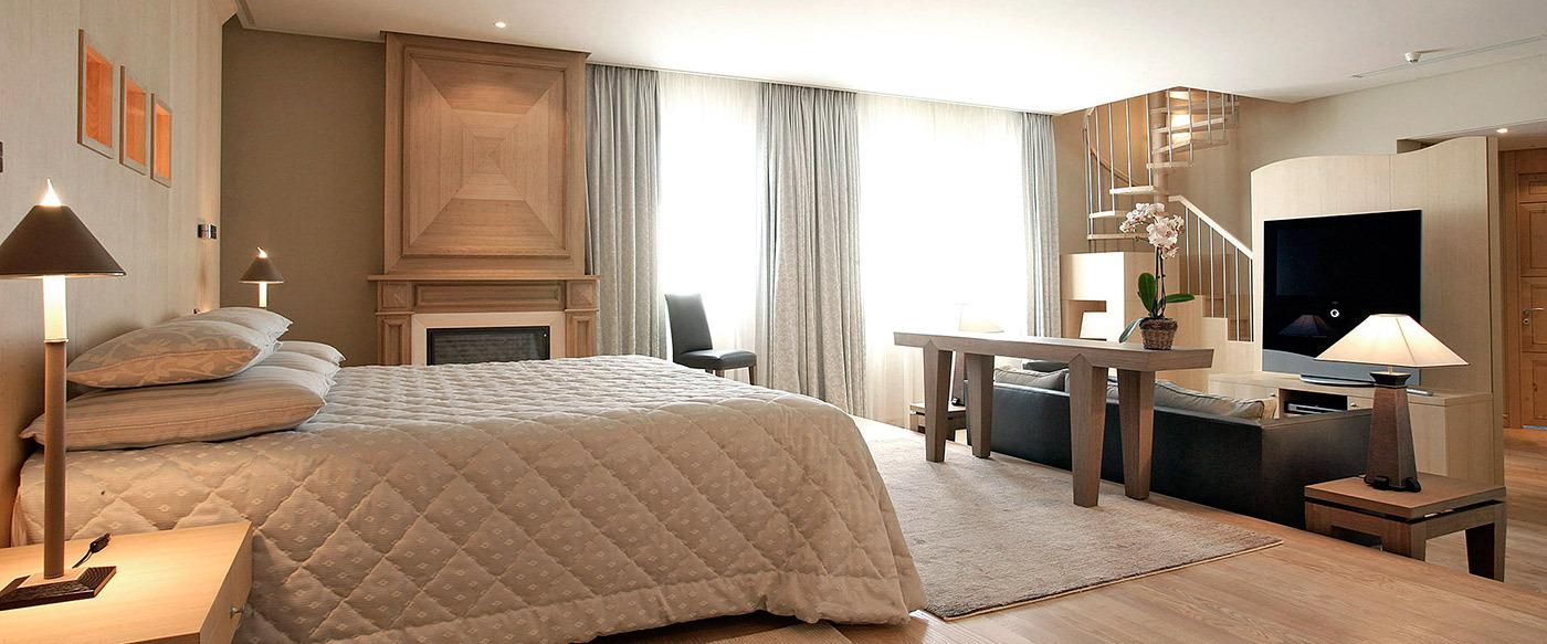 Hotel La Bastide Saint Antoine
