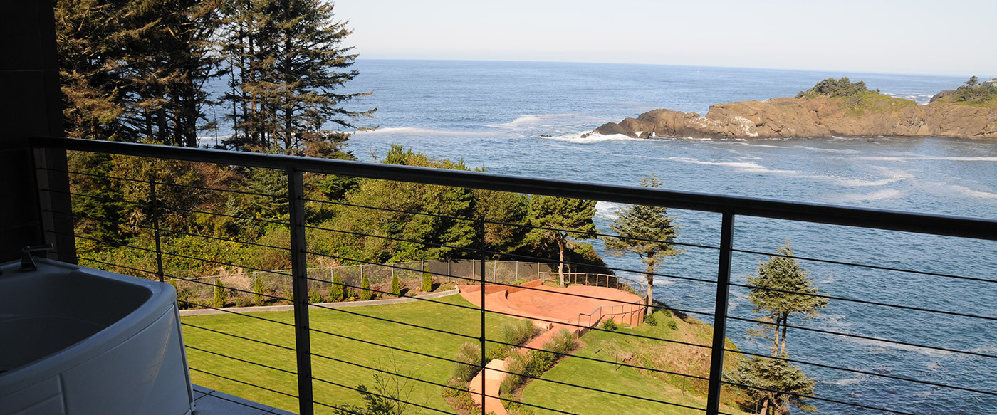 Whale cove inn luxury hotel in oregon united states