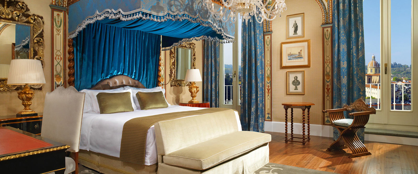 The st regis florence luxury hotel in florence italy