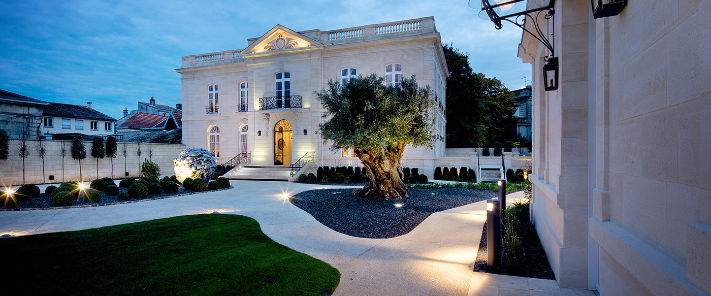 La grande maison de bernard magrez luxury hotel in for Hotels near bordeaux france