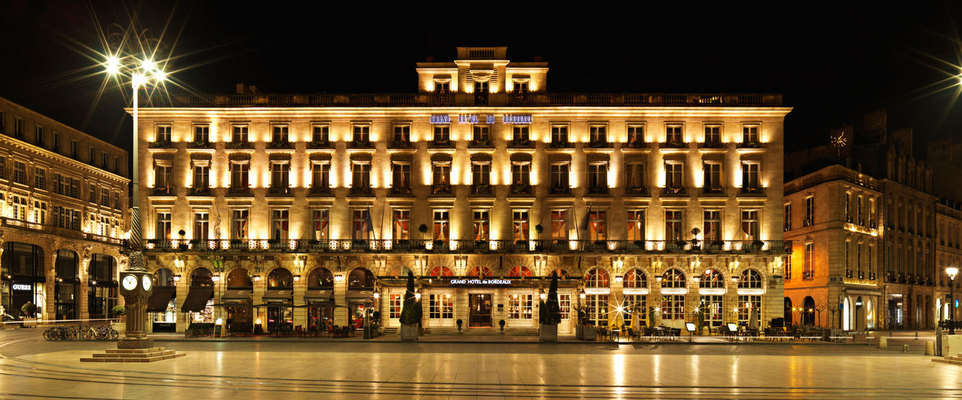 Intercontinental bordeaux le grand h tel luxury hotel for Hotels near bordeaux france
