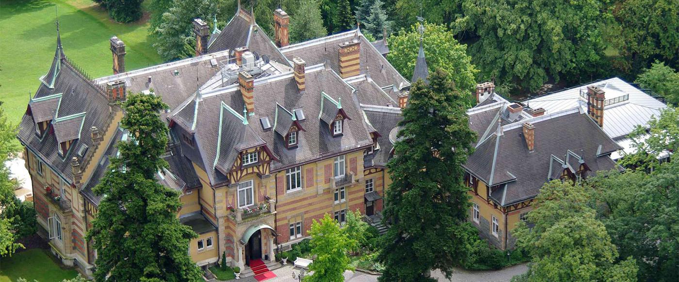 Villa Falkenstein villa rothschild kempinski luxury hotel in frankfurt area germany