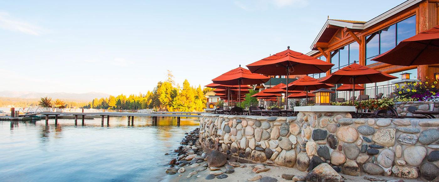 Shore lodge luxury hotel in idaho united states