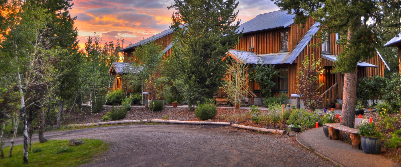 Henrys fork lodge luxury hotel in idaho united states