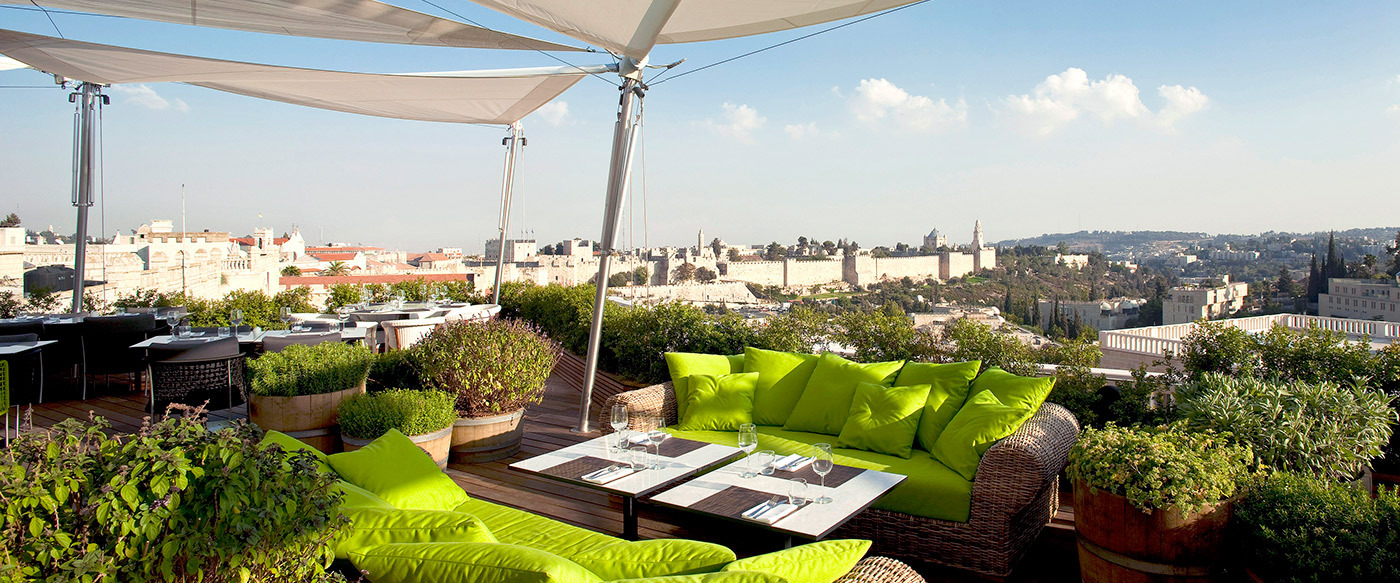 Mamilla hotel luxury hotel in jerusalem israel for Hotels jerusalem