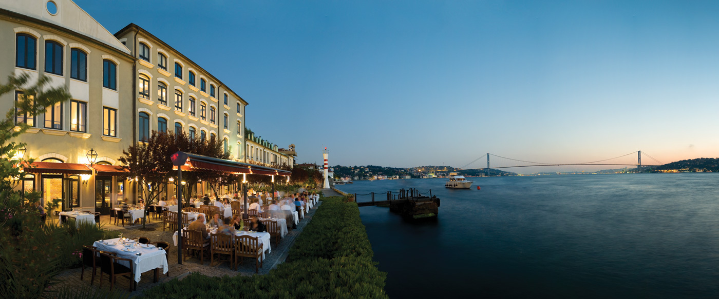 Sumahan on the water luxury hotel in istanbul turkey for Designer hotels turkei