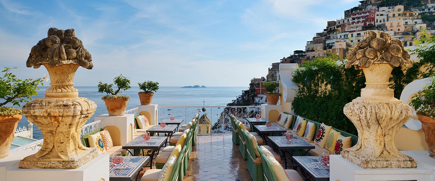 Le Sirenuse | Luxury Hotel in Amalfi Coast Italy
