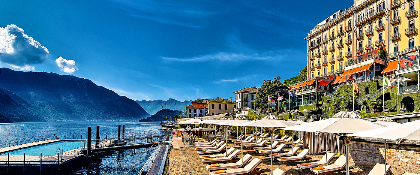 Grand Hotel Tremezzo Luxury Hotel In Italian Lakes Italy