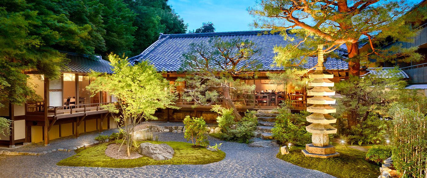 Suiran a luxury collection hotel luxury hotel in kyoto for Hotels kyoto