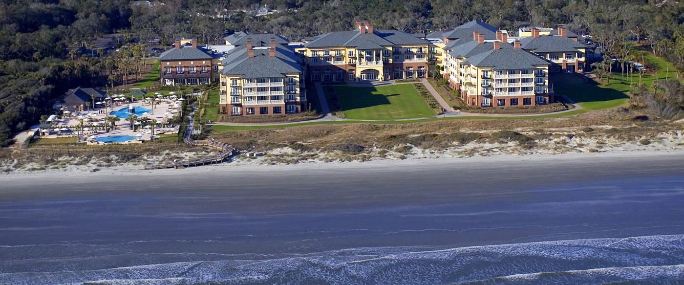 The sanctuary at kiawah island golf resort luxury hotel in south carolina united states
