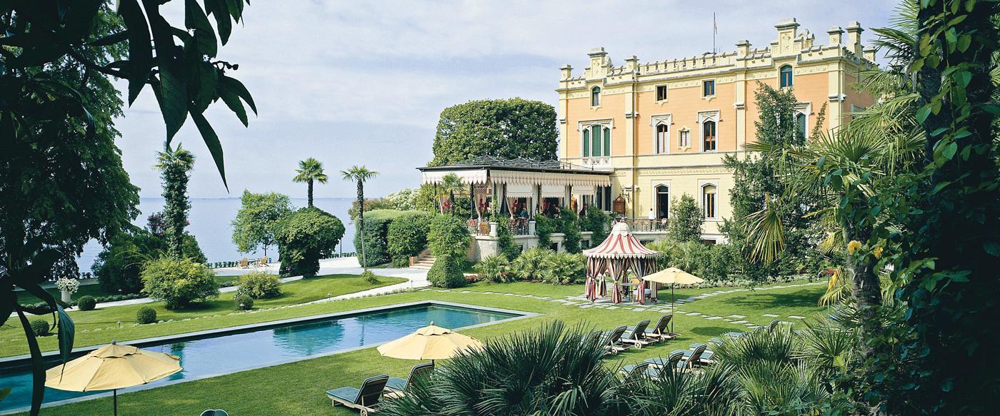 Grand Hotel A Villa Feltrinelli Gargnano Gardasee