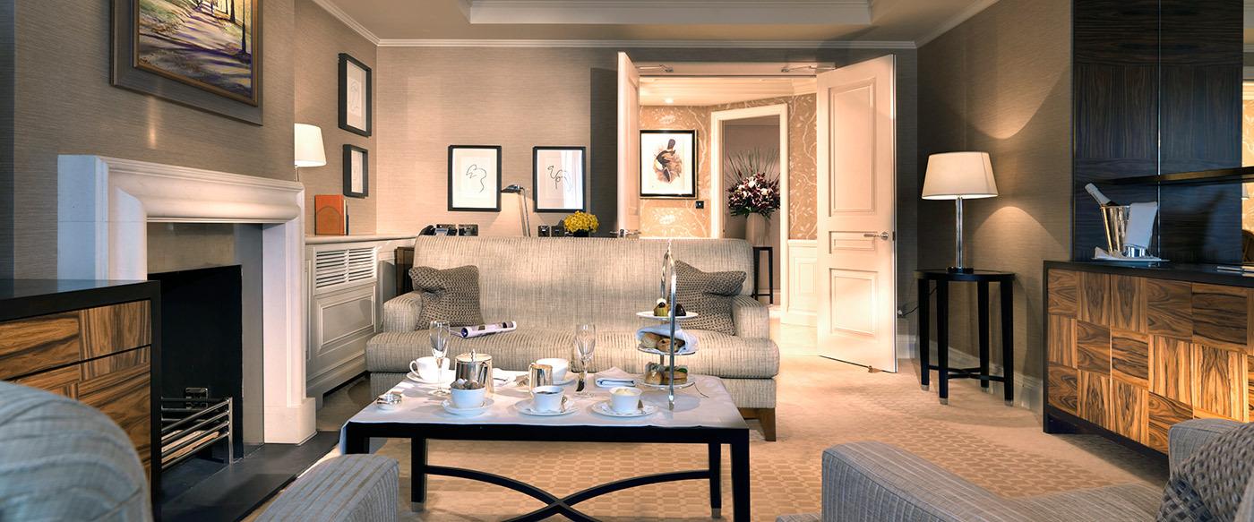 The stafford london luxury hotel in london england