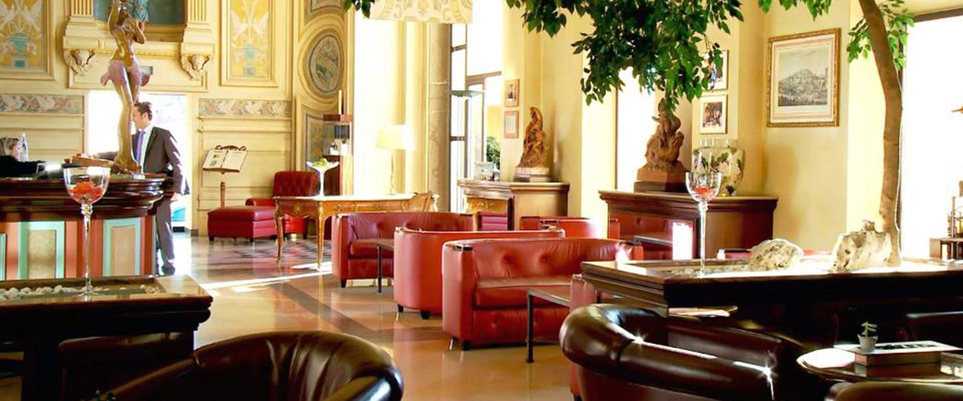 Villa florentine luxury hotel in lyon france