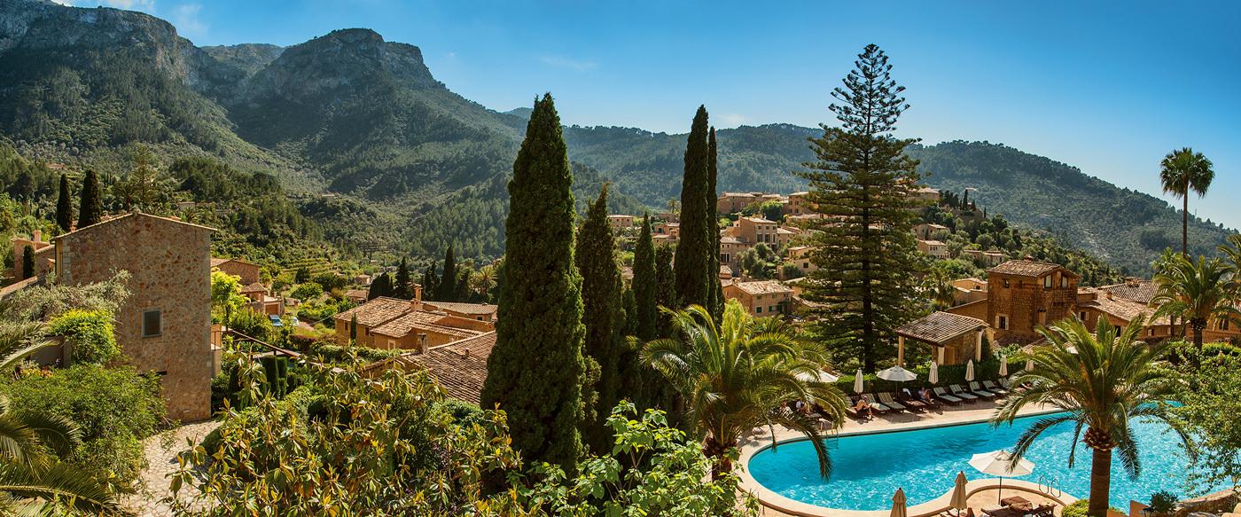 Belmond La Residencia Luxury Hotel In Mallorca Spain