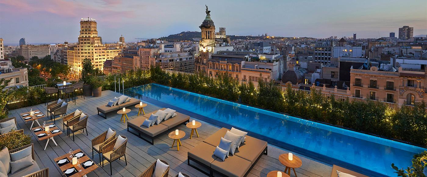 Mandarin Oriental Barcelona Luxury Hotel In Barcelona Spain