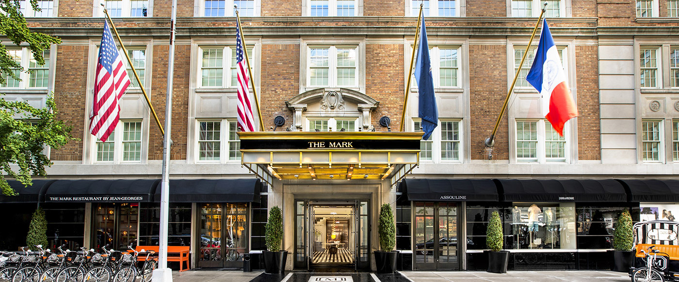 The mark luxury hotel in new york city new york for Expensive hotel in new york