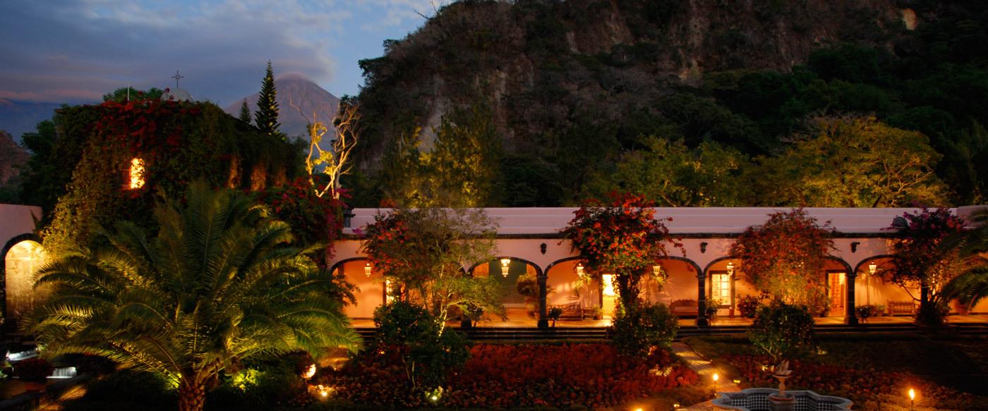 Luxury Hotels Mexico Hacienda De