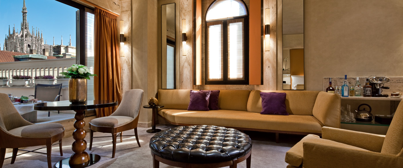 Hotel Mozart Milan | 4 Star Hotels In Milan | Hotel Mozart
