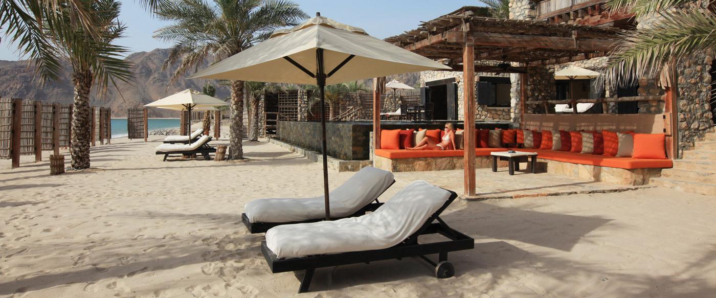 Six senses zighy bay luxury hotel in oman middle east for Hotel luxury oman