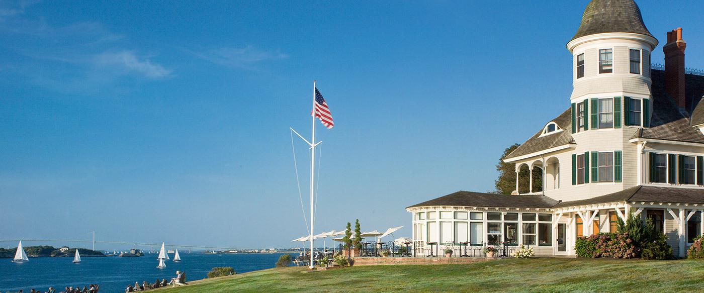 Castle hill inn luxury hotel in rhode island united states