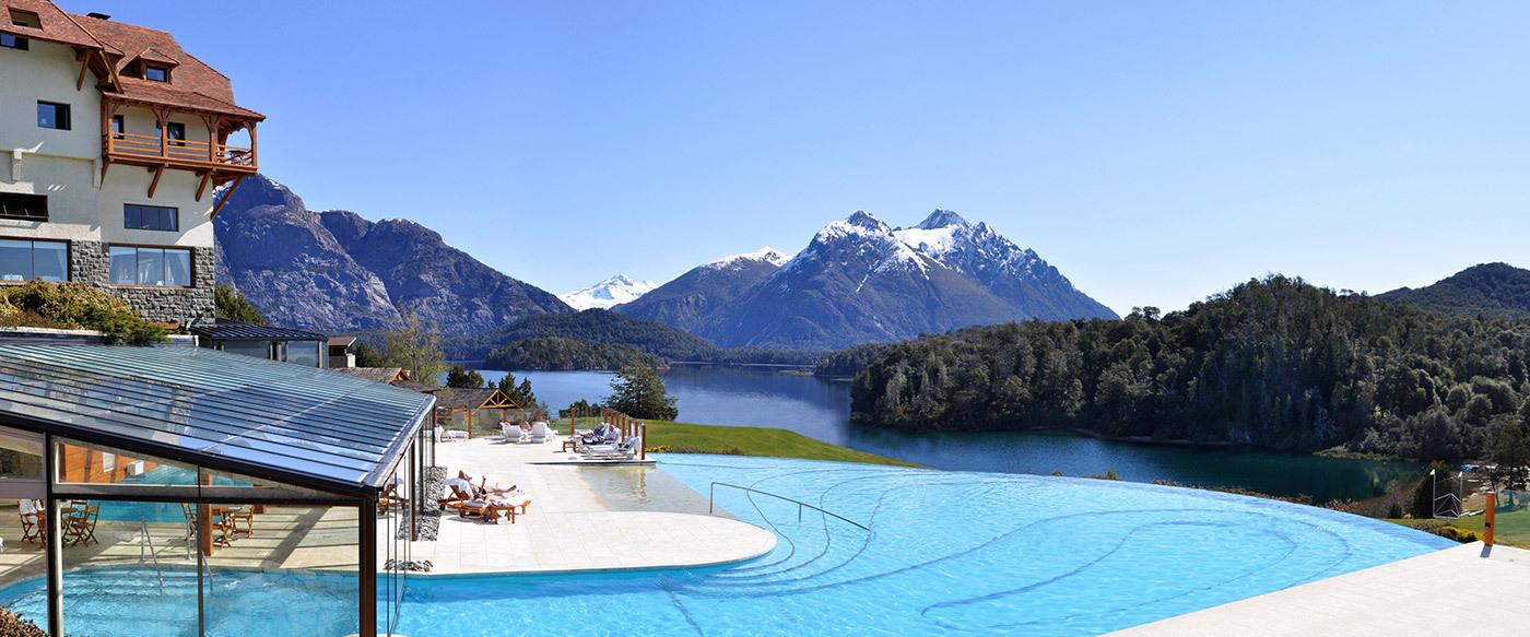 Llao Llao Resort Golf Spa Luxury Hotel In Bariloche