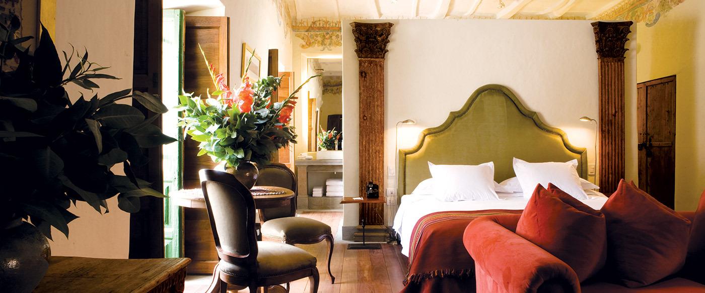 Inkaterra la casona luxury hotel in cusco peru for Hotel luxury cusco
