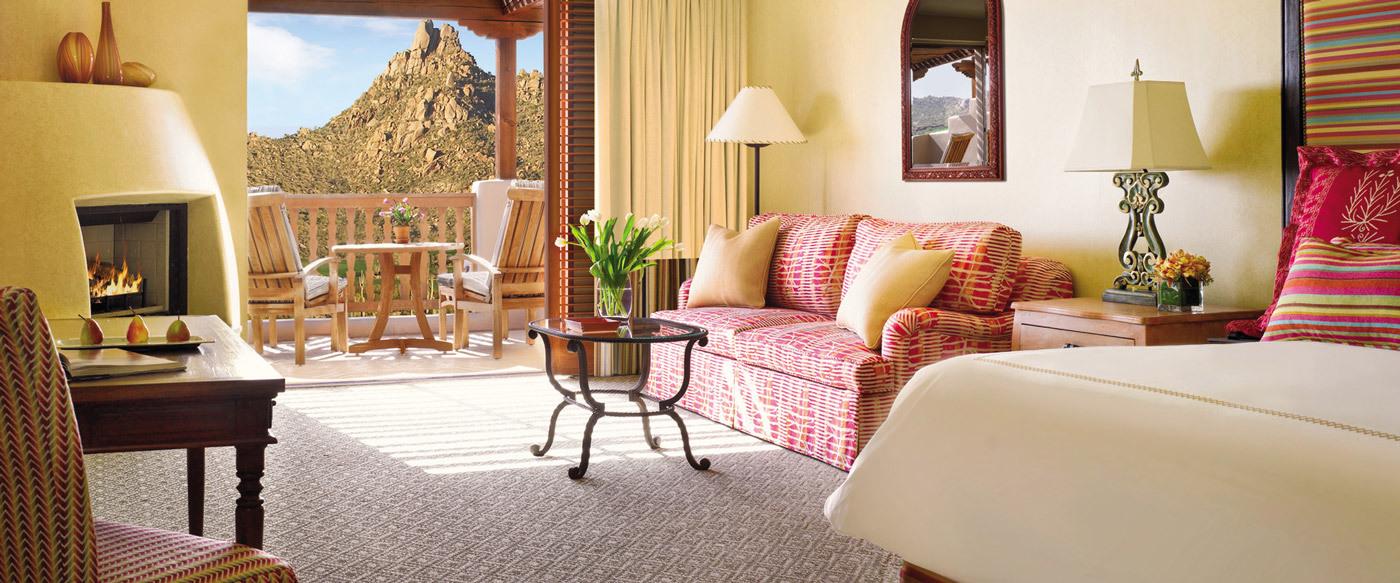 four seasons resort scottsdale at troon north | luxury hotel in