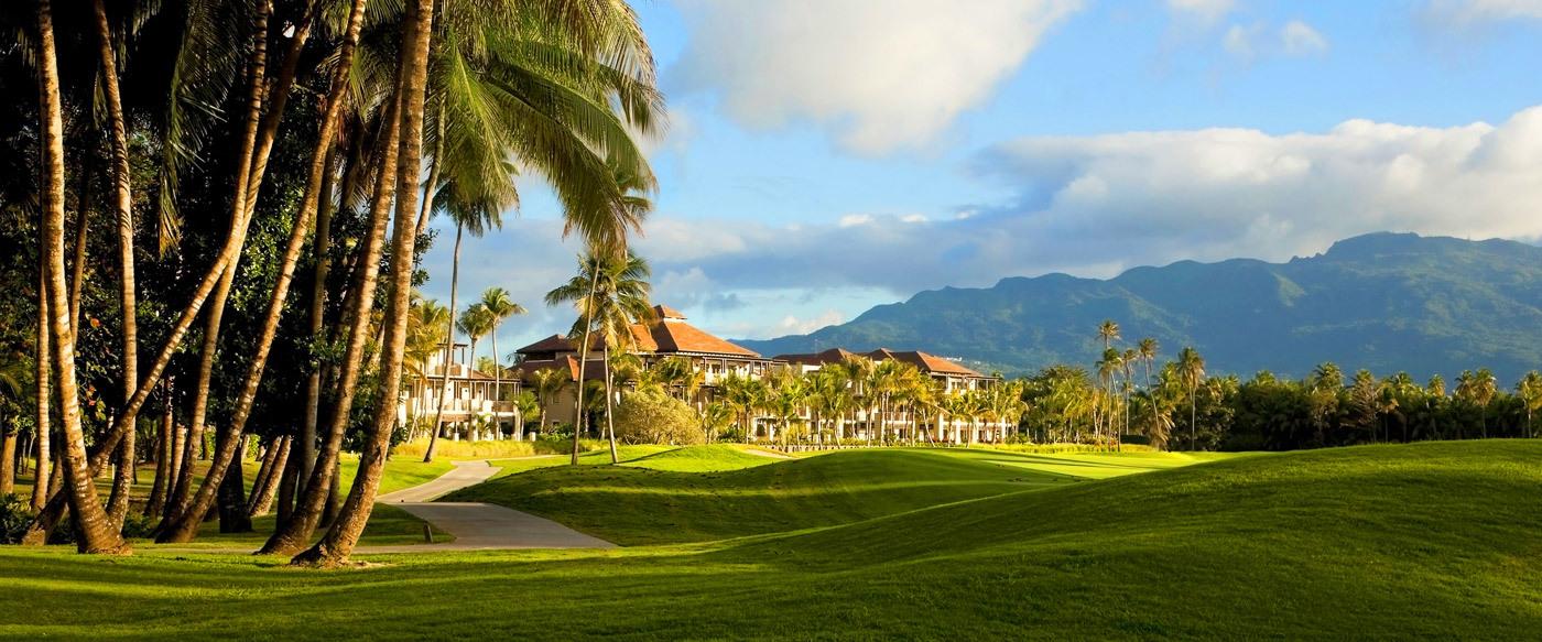 Bahia Beach St Regis Golf