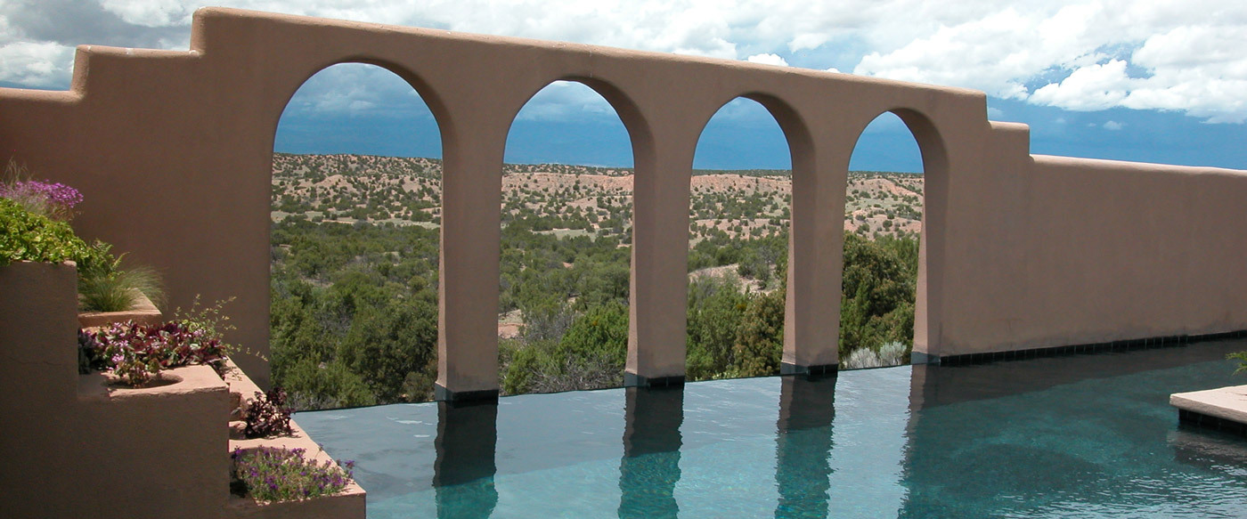 Hacienda del cerezo luxury hotel in new mexico united states