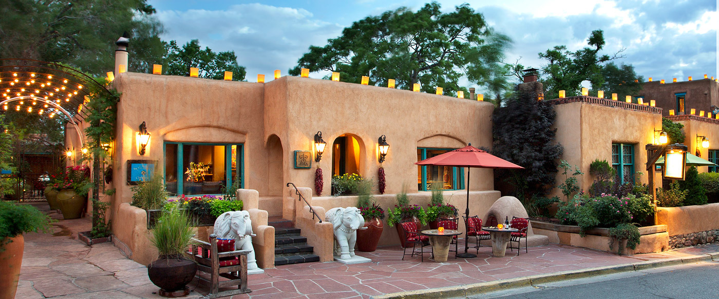 The inn of the five graces luxury hotel in new mexico united states