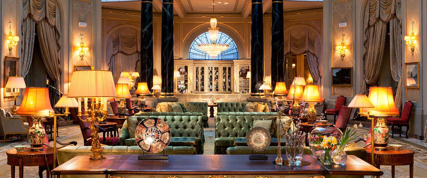El palace hotel barcelona luxury hotel in barcelona spain Hotel original barcelone
