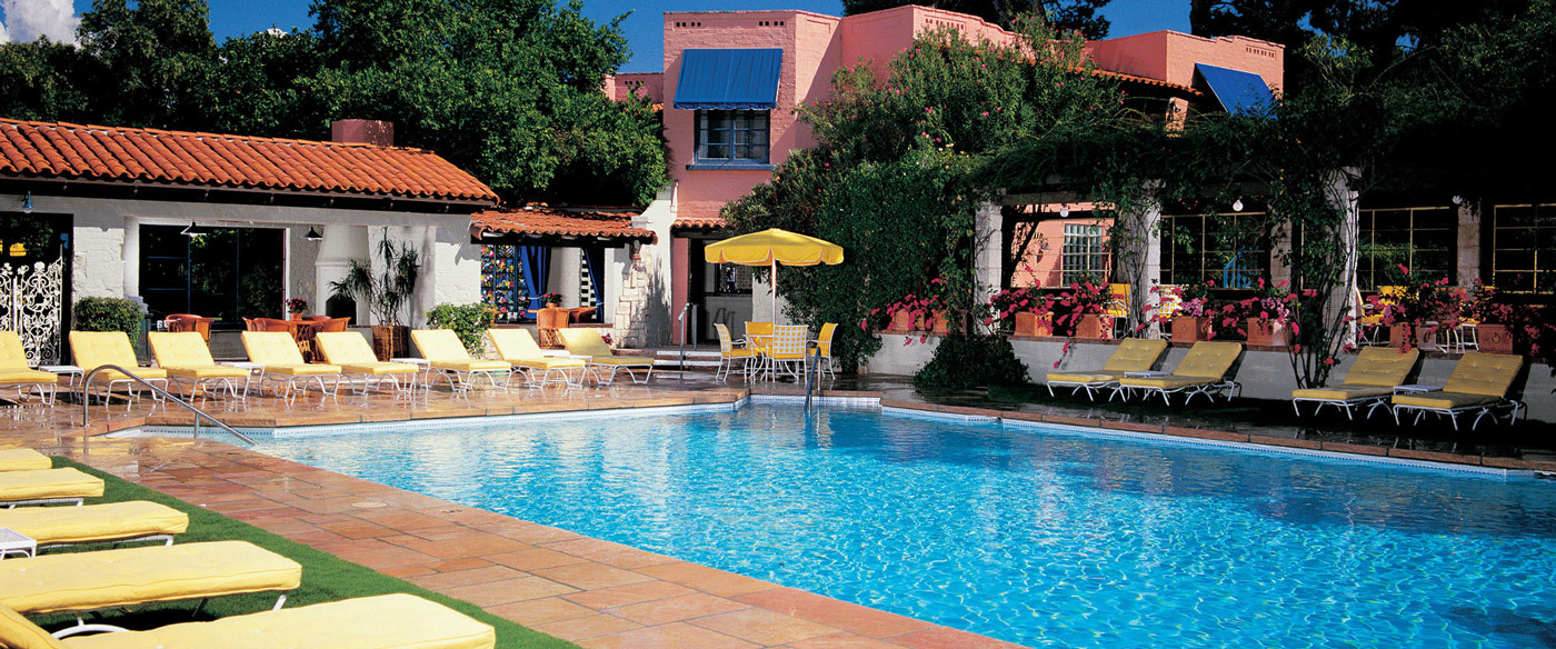 arizona inn luxury hotel in tucson arizona - Resort Hotels In Tucson Az