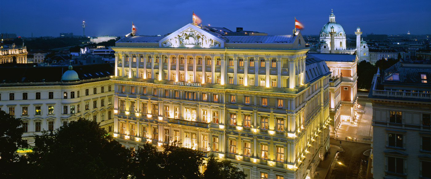 Hotel imperial vienna luxury hotel in vienna austria for Luxury hotels austria