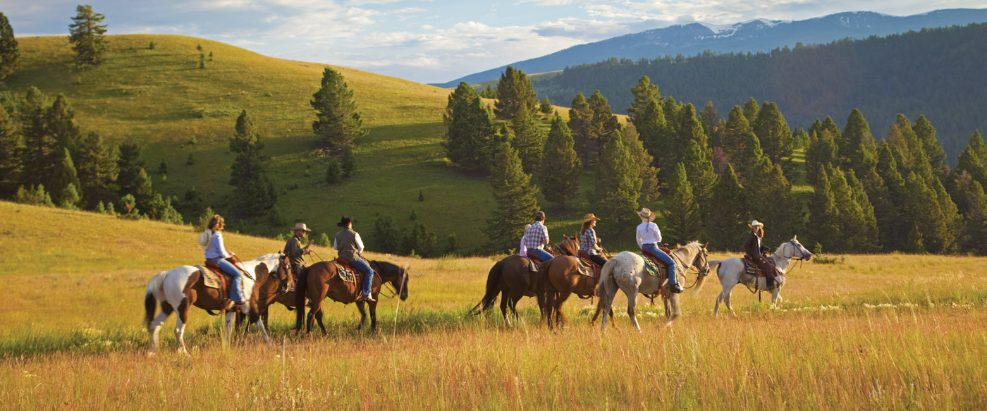 The Ranch At Rock Creek Dude Ranch Andrew Harper Travel