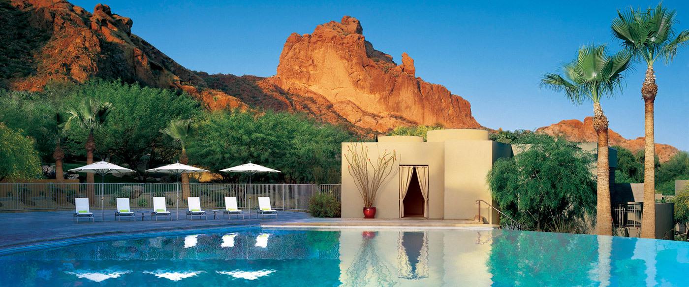 sanctuary camelback mountain resort & spa | luxury hotel in