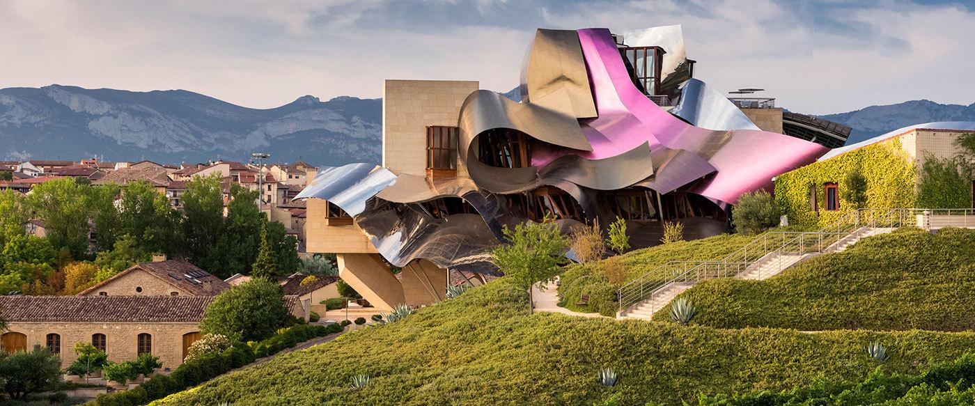 Hotel Marqu S De Riscal Luxury Hotel In La Rioja