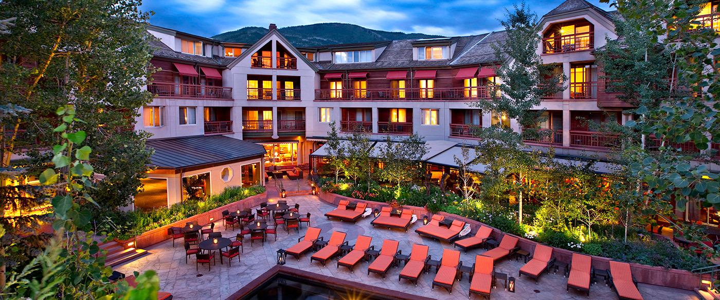 The little nell luxury hotel in aspen colorado for Little hotels