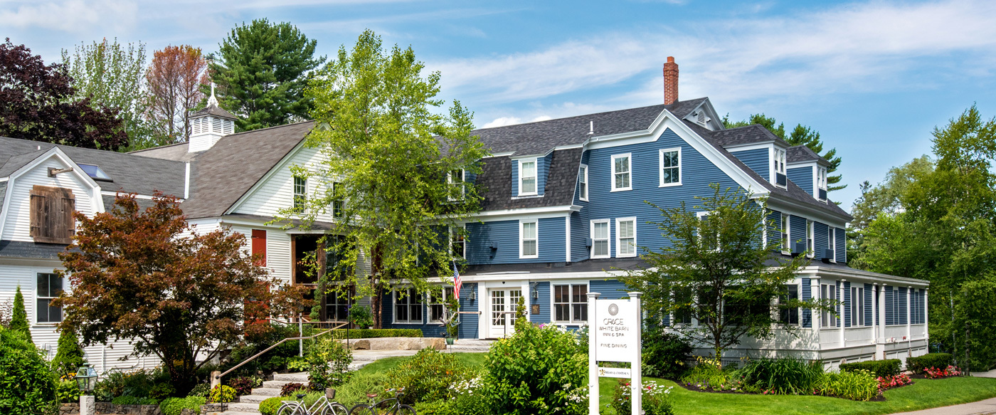 The White Barn Inn Amp Spa Luxury Hotel In Maine United States
